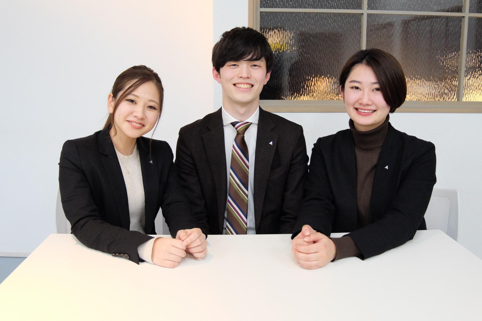 入社1年目新卒座談会