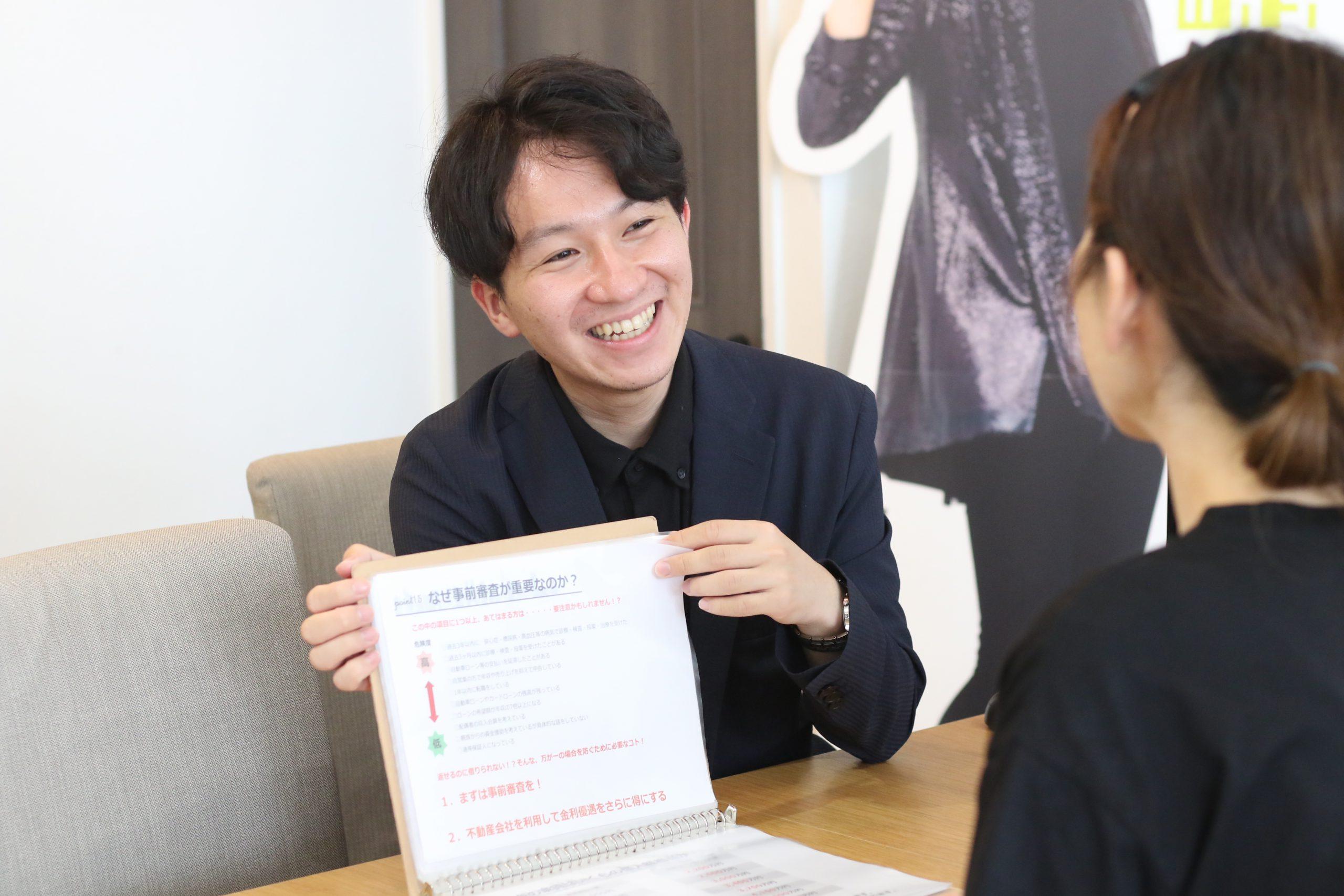社長賞を受賞した新卒入社4年目の橋野店長に1日密着!